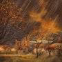 Les derniers feux de l'automne. Marie-Noëlle Ribardiere