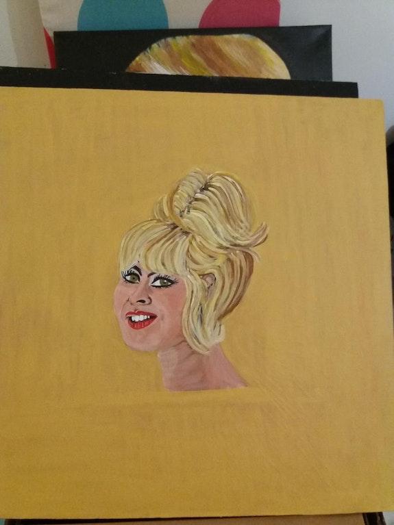 Brigitte Bardot.  Ilham Balarh