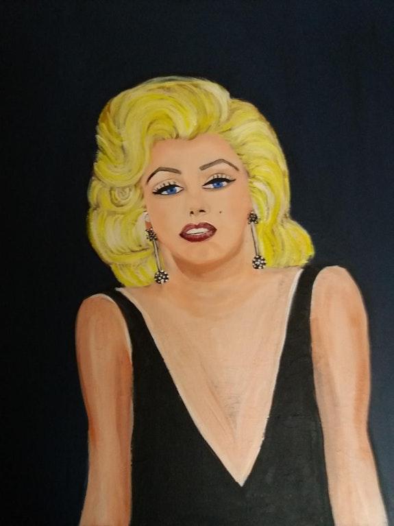 Marilyne monroe. Balarh Ilham Ilham Balarh