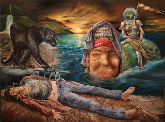 The Damned. Isidora Marzano Isidora Marzano