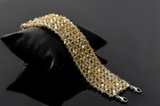 Pulsera Raf 3 Golden Shadow. Vivit