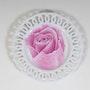 La Rose Fuchsia - Collection «Bouquet de Roses». K. Zi. Yak