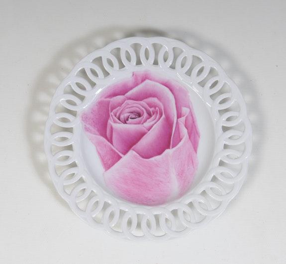 La Rose Fuchsia - Collection «Bouquet de Roses». K-Zi-Yak K-Zi-Yak