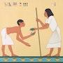 Medical Art, Altägyptische Heilkunst. Illustration & Illusion