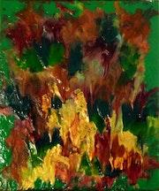 «Aux couleurs de l'automne».