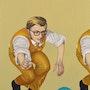 Time capsule-German Pop Art. Illustration & Illusion
