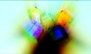 Cubes Colorium 2. Patrick Chartol