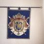 Napoléon Ier (empereur Royal crest armoiries entièrement doublé. Pino Didier