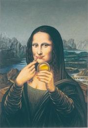 Mona. Illustration & Illusion