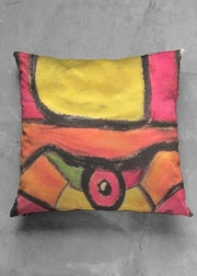 Cell Phone » throw pillow.