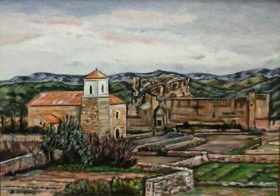 Socovos, pueblo de Albacete, España. J. Guerra Juan Guerra