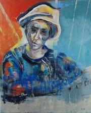 Portrait » Alain Gerbault ».