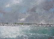 Port d'Irlande.