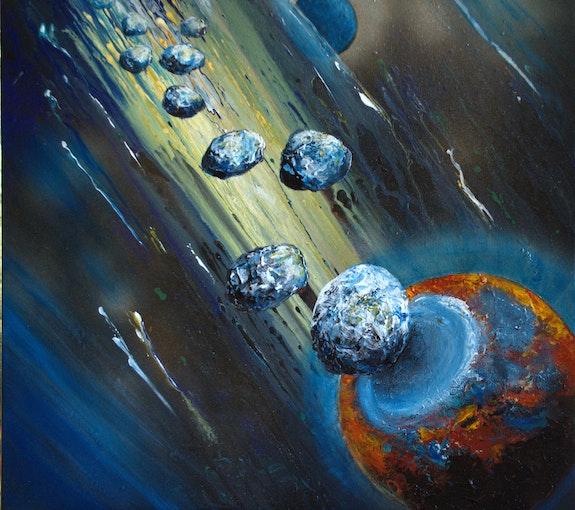 Série univers : Avalanche cosmique. Tami Tami