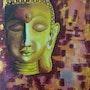 Buddha serene. Akshatha Nagaraj