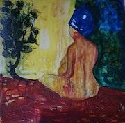 La femme au turban.