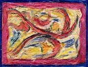 Carte de vœux. Denise Doderisse