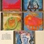 Cd of original compositions. Chantal Cavenel Ava-Poam