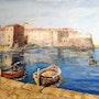 La Ponche «Saint-Tropez». Julia. Colletto