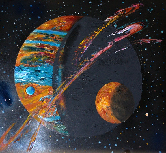 Série univers : Edouard et Jupiter. Tami Tami