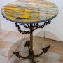 Table ancre marine. Henrim