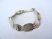 Bracelet «galets». Christine Richard