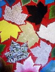 N° 301 - Les feuilles d'automne.