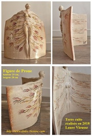 Figure de Proue. Laure Vieusse