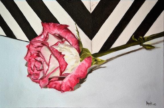 A Rose. Afekwo Afekwo
