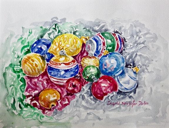 Christmas Ornaments. Ingrid Dohm Ingrid Neuhofer Dohm
