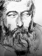 Hernest Hemingway.