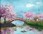 Japonaiserie: Le Petit Pont.
