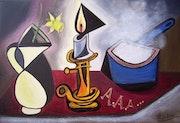 N° 425 - Une pensée pour Picasso.
