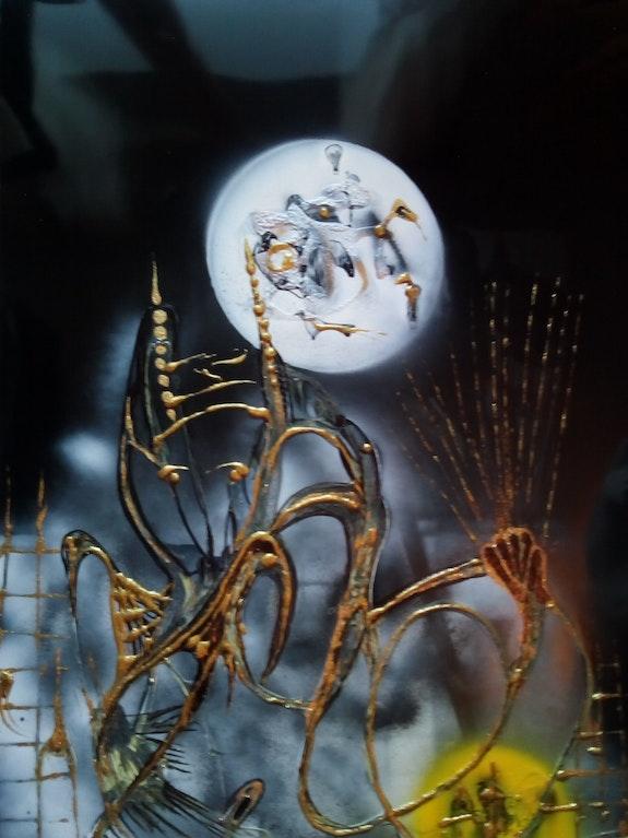 Histoire de nuit. Claude. Valéry Claude Valery