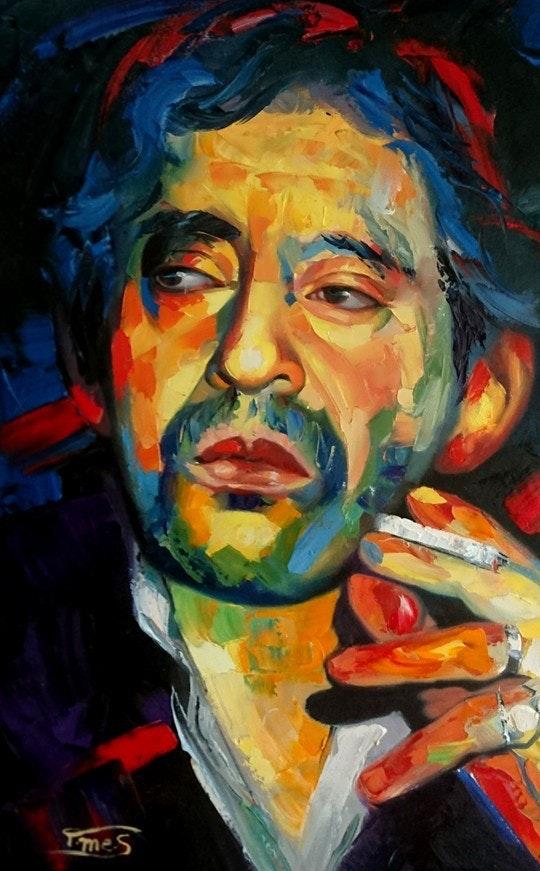 Serge gainsbourg II. Tony Messina Salvatore T. Me. S