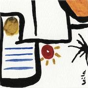 Série Fragments «Saint Malo». Leila Assmann