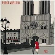 Cathédrale de paris. Artiste