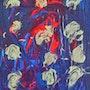 Mandy Warhol Blue 2. Emma Donaldson