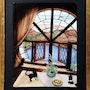 Fenêtre Ronde / Collection: Ouverture sur le monde. K. Zi. Yak