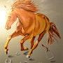Equestre. René Guitton
