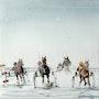 Les courses du Touquet. Vincent Bourdin