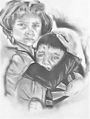 Série «Les enfants de la guerre» n°8.