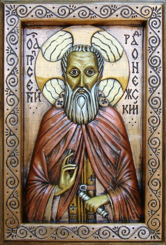 Sergius of Radonezh. Dmitriy Fediushyn Dmitriy Fediushyn