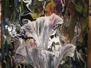 Fleurs de minuit. Rita Kohl-Nebel