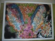 Abstrait. Serge Gaillard