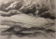 Etude de nuages I. Marijke Denis