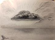 Etude de nuages II.