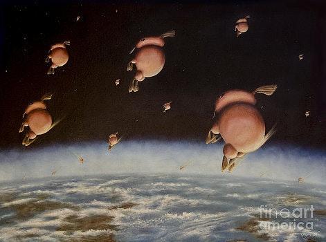 Invasion Of The Gutseybeys. Gregory John Gregory John