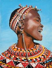 «Les mille couleurs de l'Afrique».