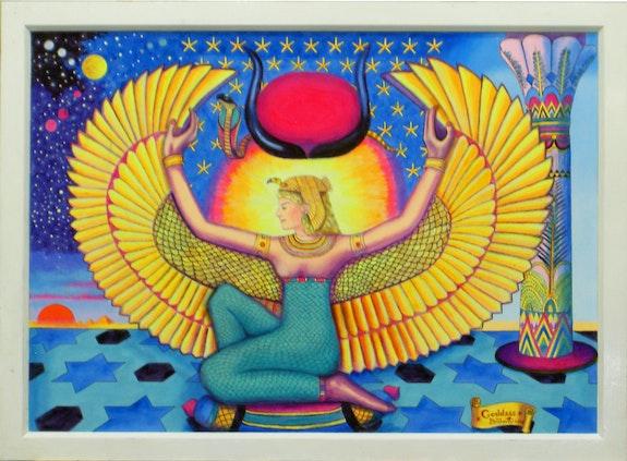 Goddess. Brahma Templeman Brahma Templeman